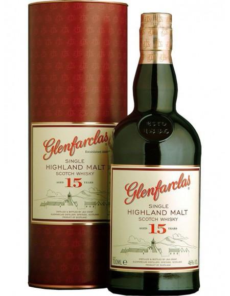 Glenfarclas 15 ans 46%