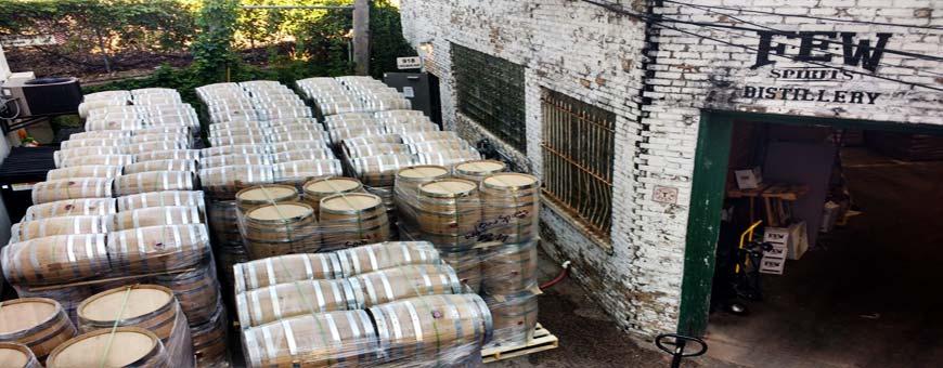 few spirits whisky