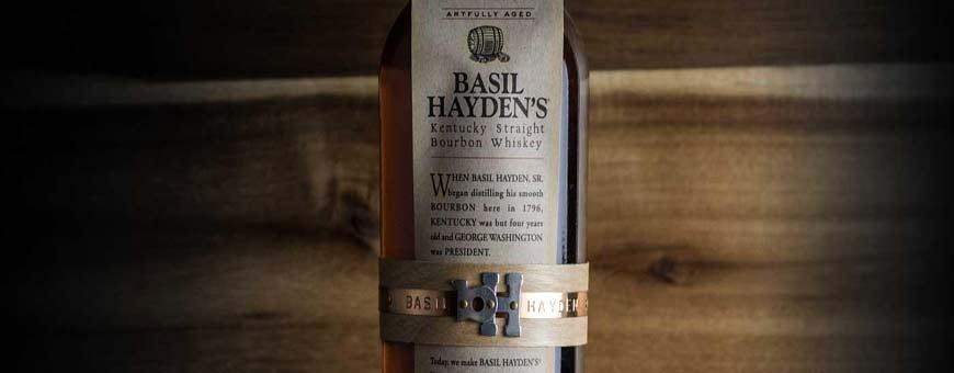 whiskey basil hayden