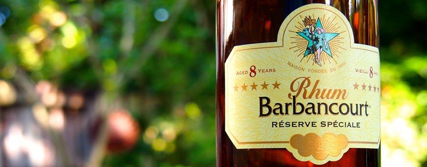 rhum barbancourt