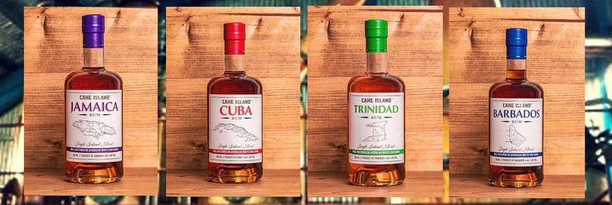 rum cane island