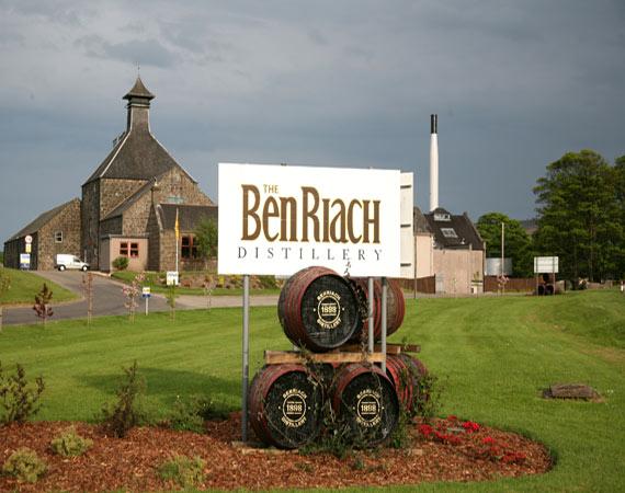 Benriach DISTILLERIE