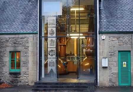 glen keith distillerie