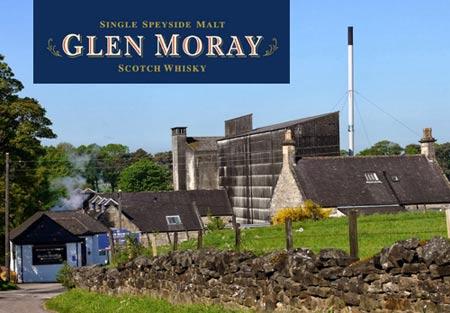 glen moray distillerie