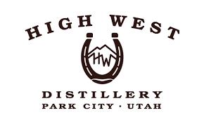 logo high west distillerie